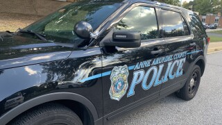 Man arrested in Odenton stray bullet shooting
