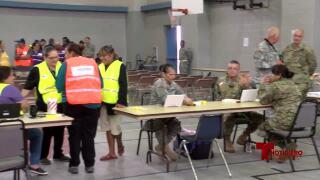 Organizan simulacro de emergencias