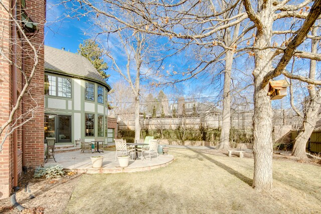 GALLERY: Tudor-style home in Denver's Hilltop neighborhood listed for $2.25M