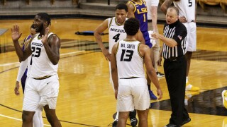 LSU Missouri Basketball