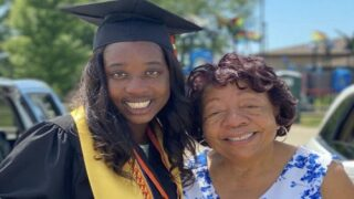 Teen Named School's First Black Female Valedictorian 61 Years After Her Grandma Was Valedictorian At Another School