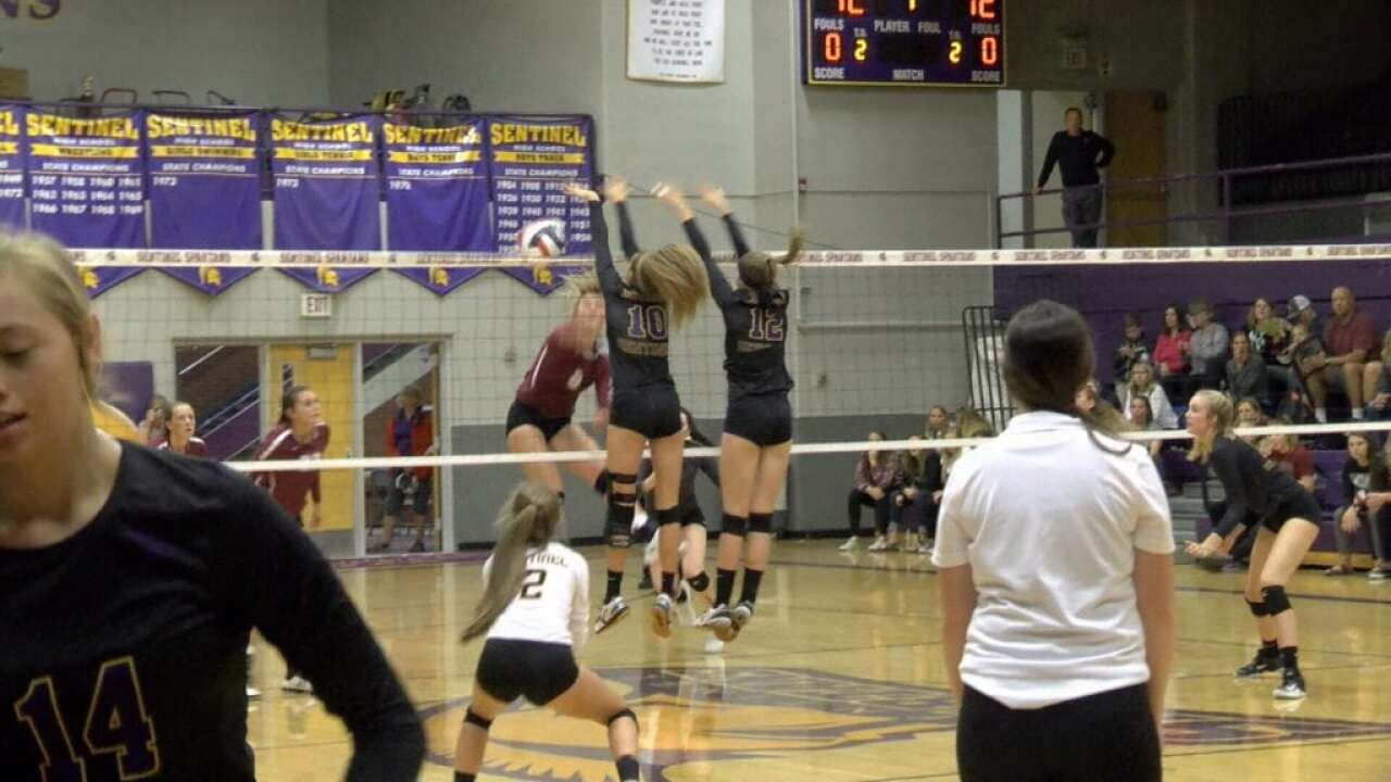 Helena volleyball teams pick up conference sweeps at Missoula schools