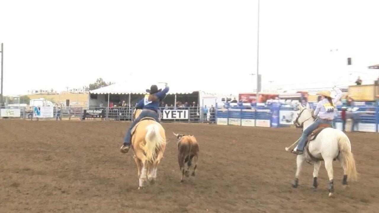 Santa Maria Elks Rodeo kicks off Thursday