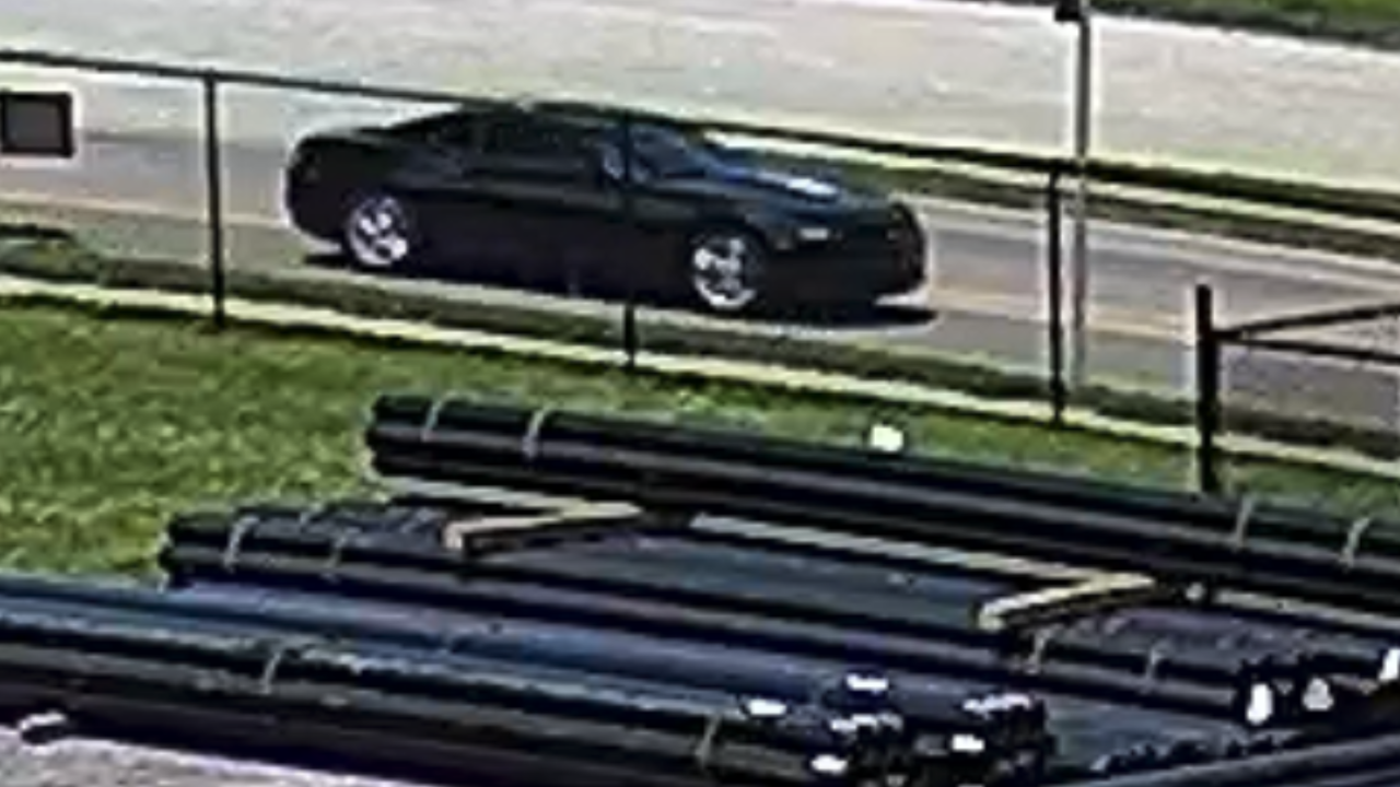Akron shooting Na'Kia Crawford vehicle