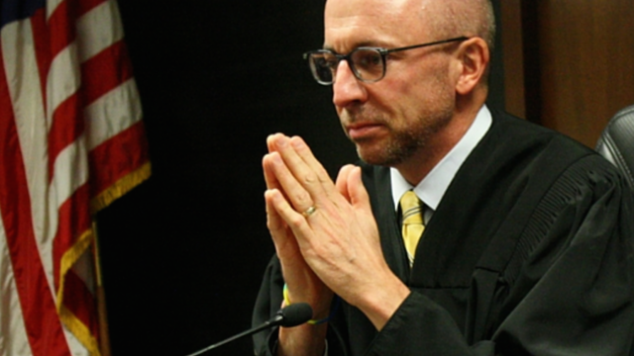 Calif. judge who had sex in chambers reelected