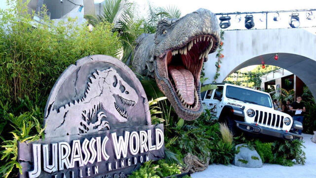 'Jurassic World' sequel crosses $700 million at global box office