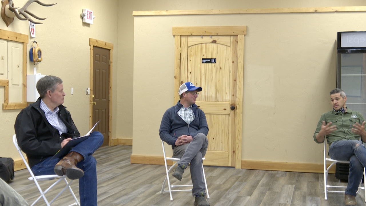 West Glacier businesses meet with Daines to discuss GNP opening date