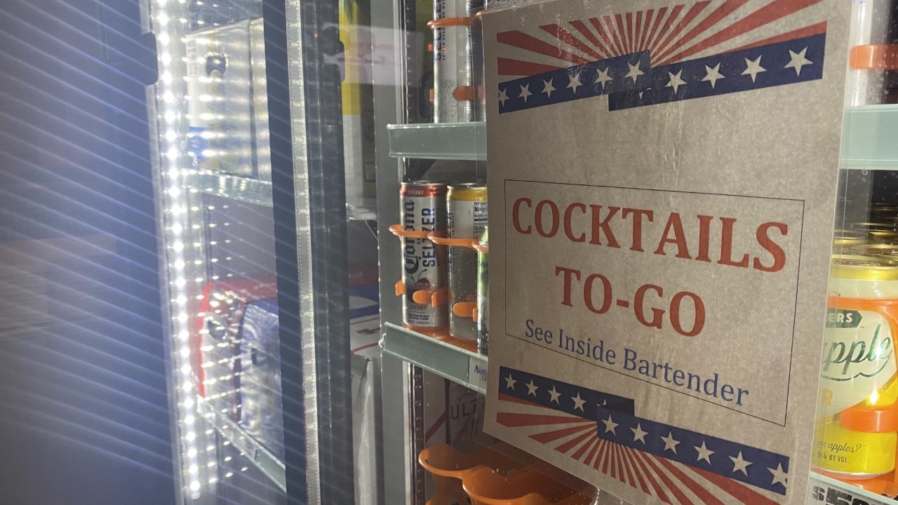 To-go booze back on the menu in Baltimore County