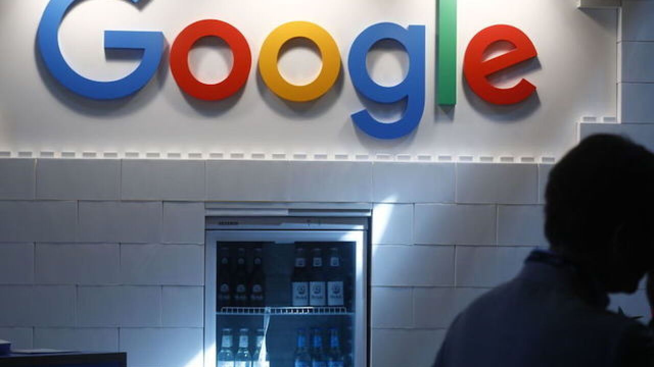 EU hits Google with record $5B fine for pushing apps on smartphone users, thwarting competition