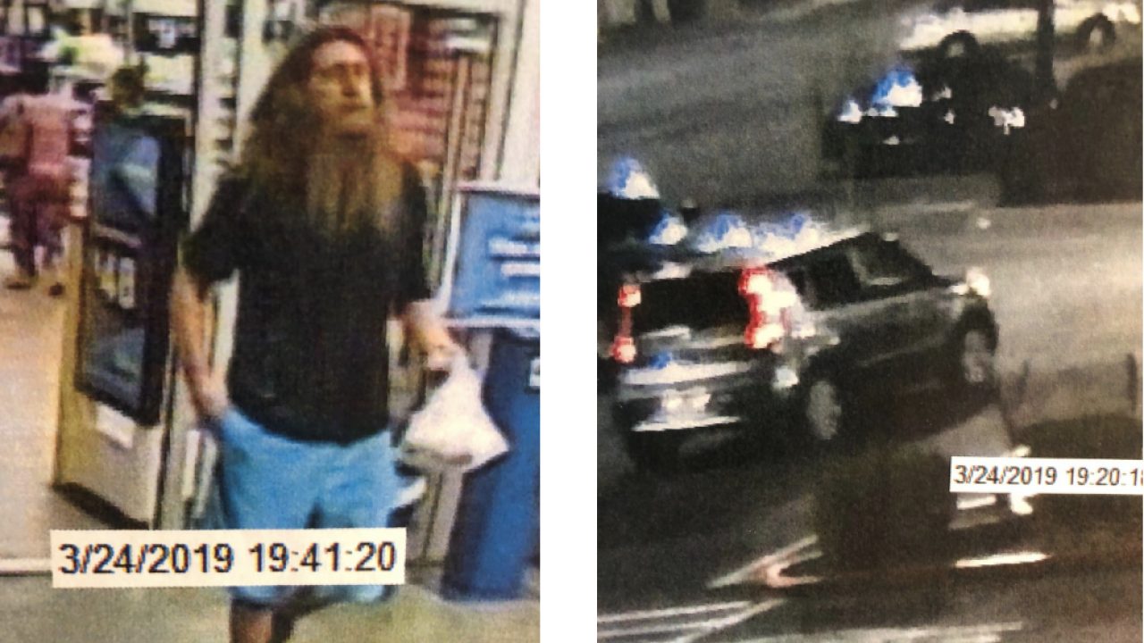 Police searching for a man who allegedly groped 10-year-old