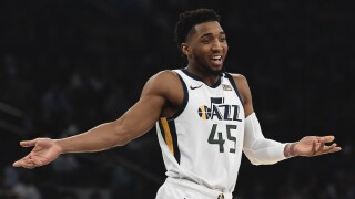 Donovan Mitchell: Second Utah Jazz player tests positive for COVID-19