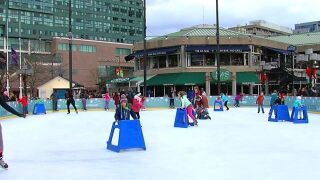 Pandora Ice Rink at Inner Harbor grand opening scheduled for Nov. 16