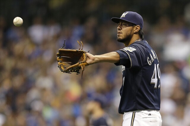 Milwaukee Brewers' Opening Day starters over the last 20 years
