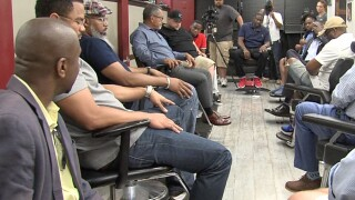 Barbershop talk: A conversation at a community cornerstone
