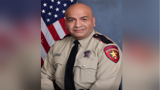 Nueces County Sheriff's Office Sgt. Raul Salazar dies at 52 of COVID-19 complications