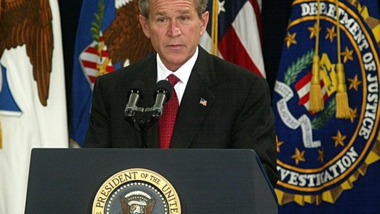 George W. Bush to fundraise for GOP midterm effort