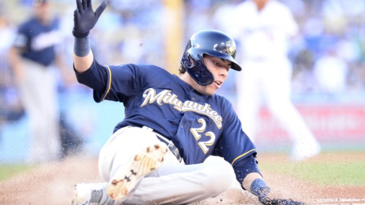 5 reasons Brewers outfielder Christian Yelich deserves to win NL MVP