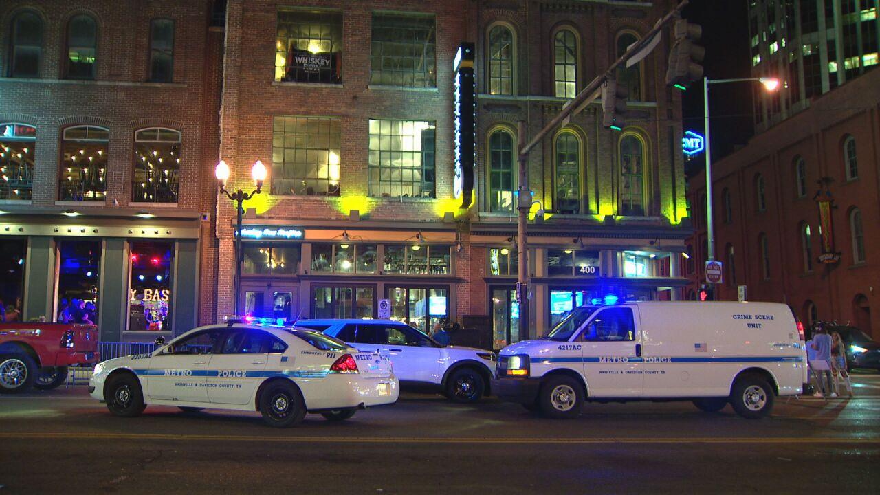 Investigation underway after man dies on rooftop of Broadway bar