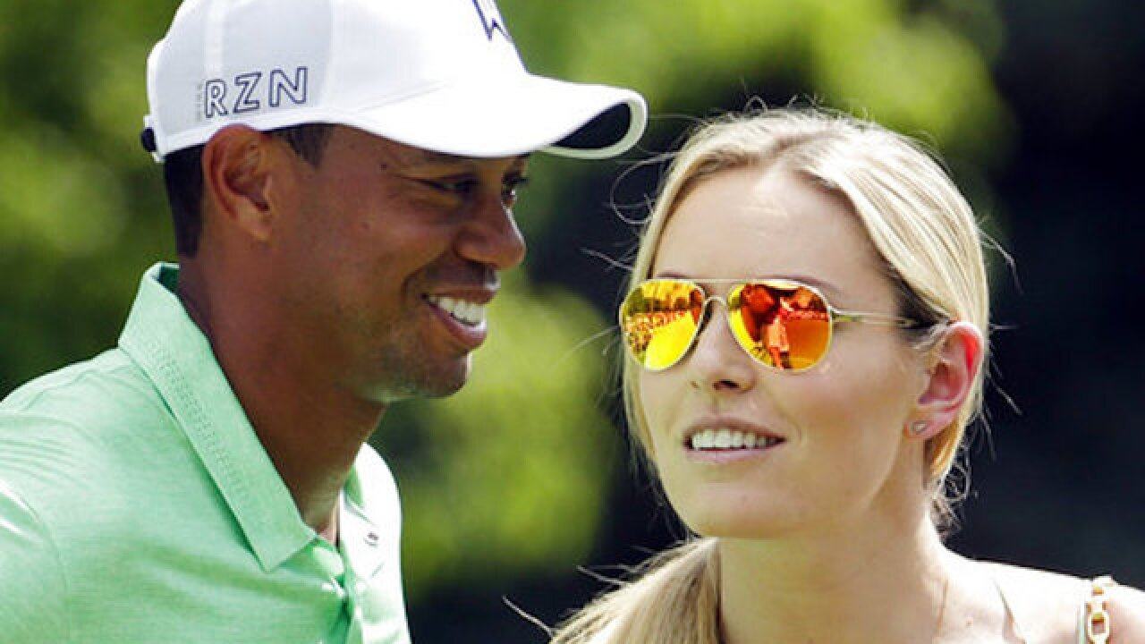 Tiger Woods, Lindsey Vonn among nude celeb photo hack victims