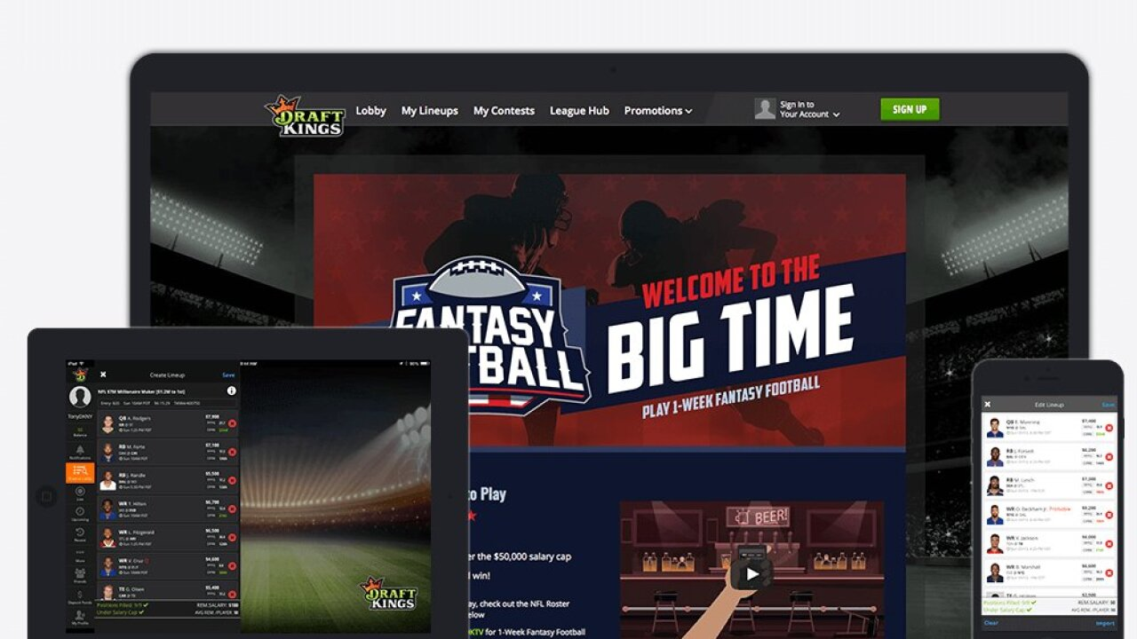 DraftKings: Staffer cleared of using insider info to win $350,000