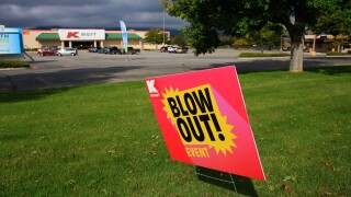 """Hamilton's Kmart still """"safe"""" after latest round of store closures"""