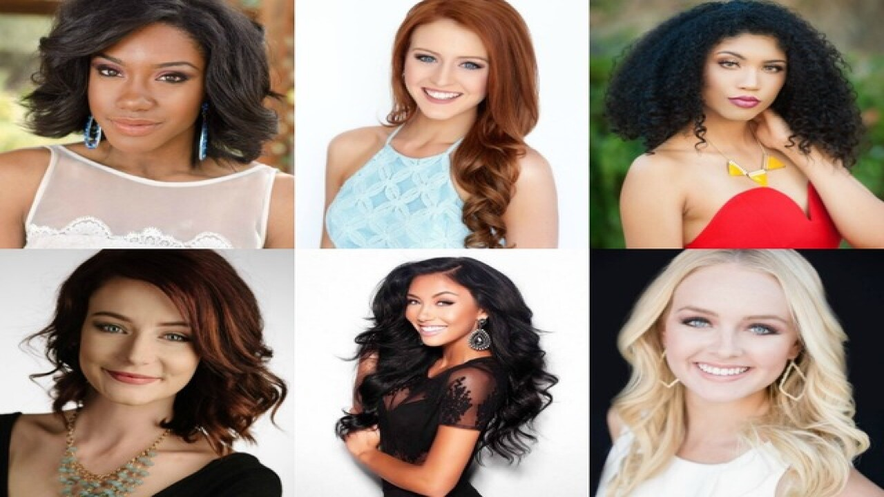 Meet the 32 women vying for Missing Arizona 2016