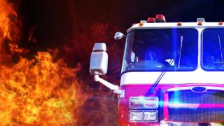 Crews battle house fire inOgden