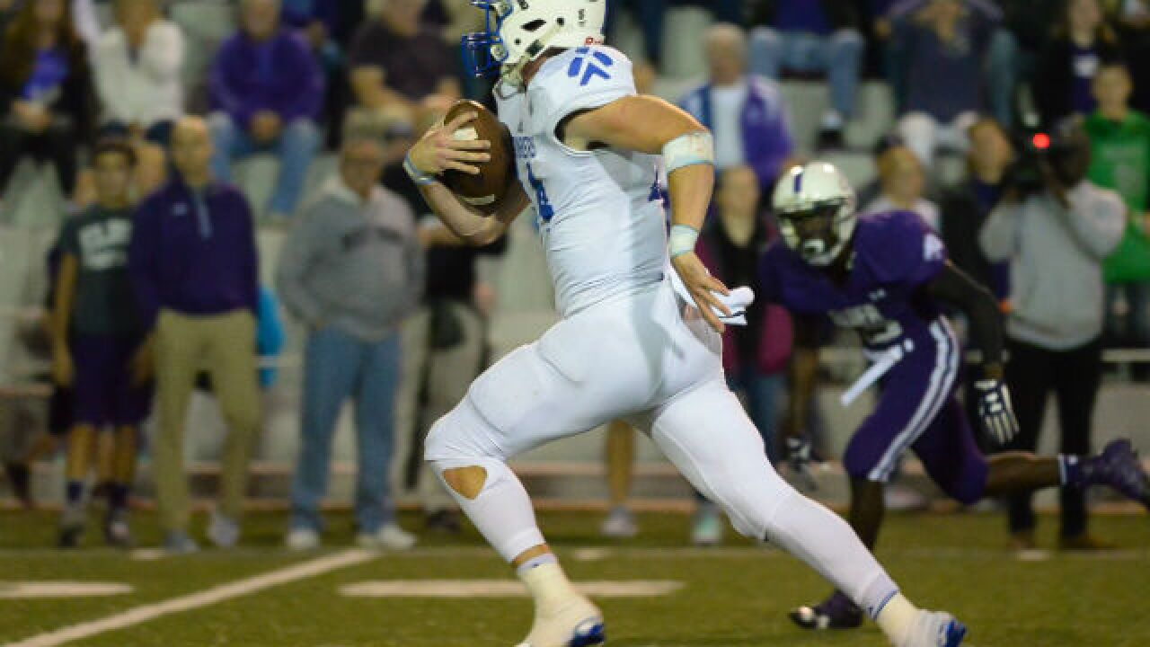 St. Xavier back in the playoffs, beats Kentucky rival 28-3