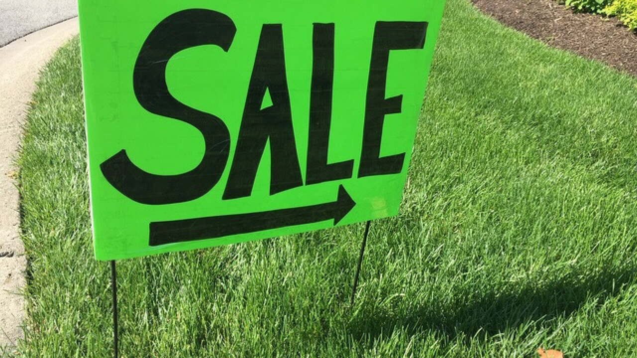TIPS: How to have a (successful) yard sale