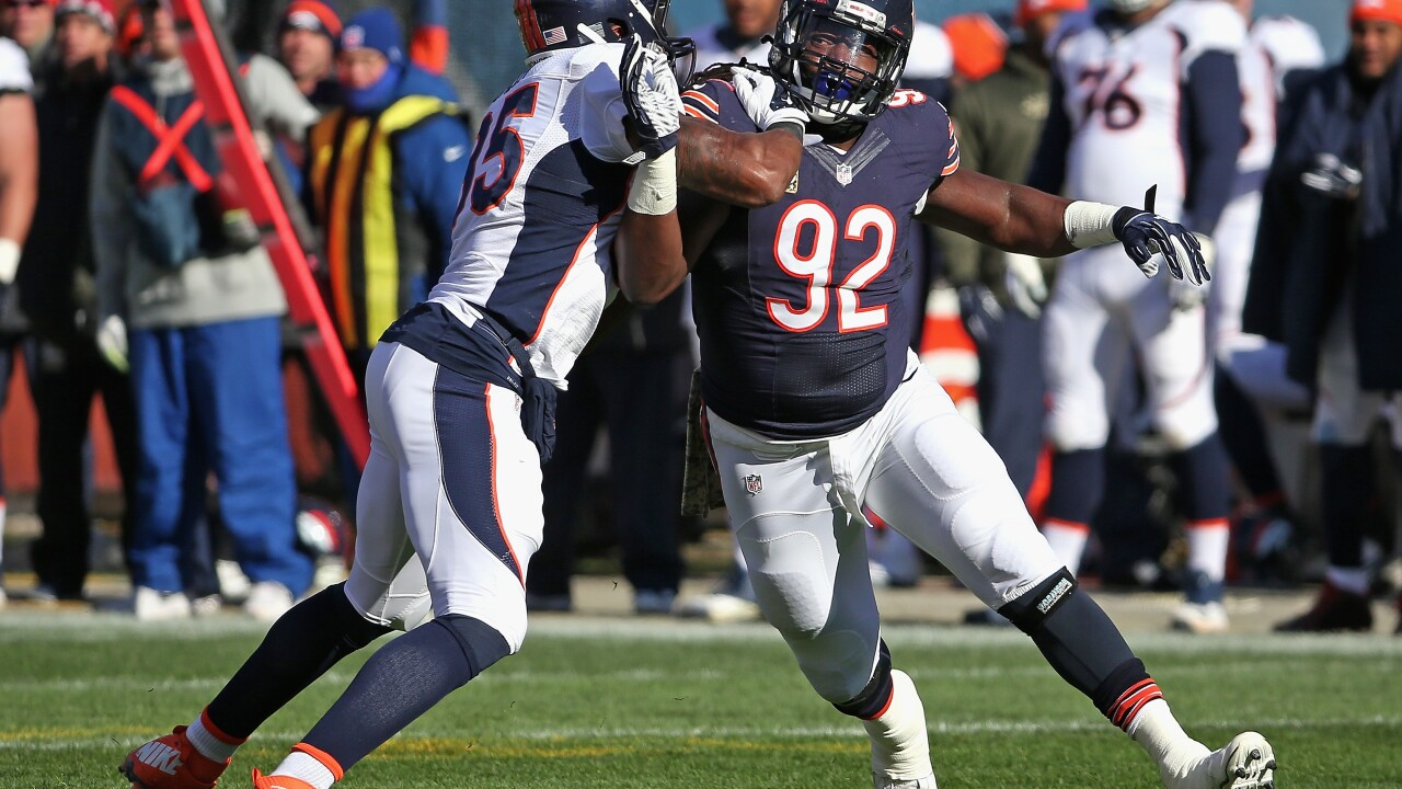Redskins get defensive, sign free agent linebacker Pernell McPhee