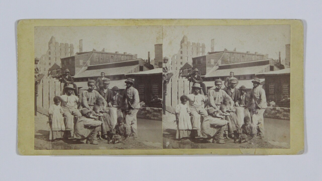 New Pamplin Park exhibit explores stories of African Americans who served in Civil War