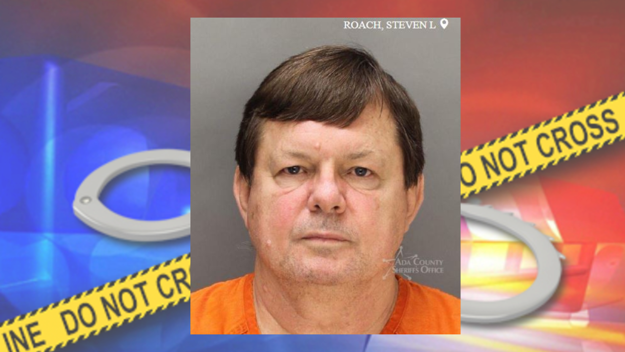 Boise man arrested for stalking