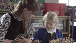 U.K. primary students don't wear masks