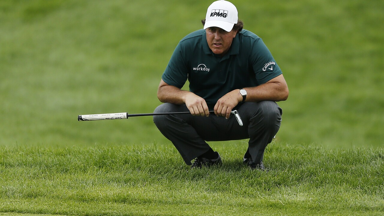 Phil Mickelson consumed nothing but water and coffee for 6 days to get golf game back on track