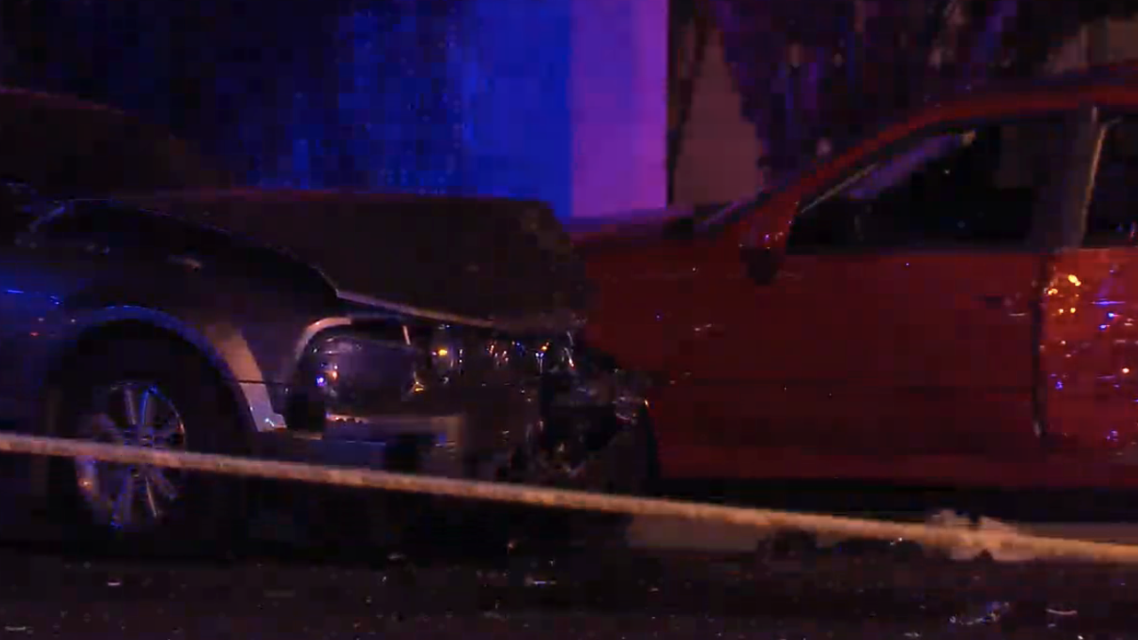 6th Avenue and Stapley crash