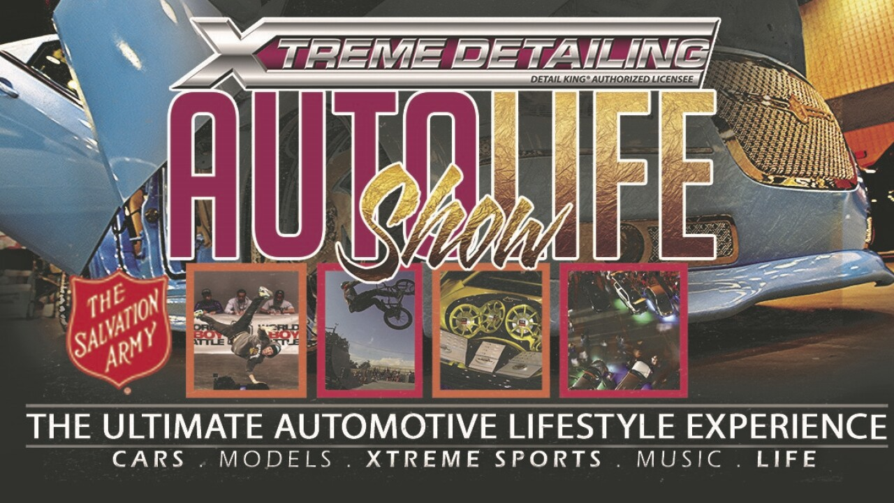 Xtreme AutoLife Show comes to the Norfolk Scope Arena