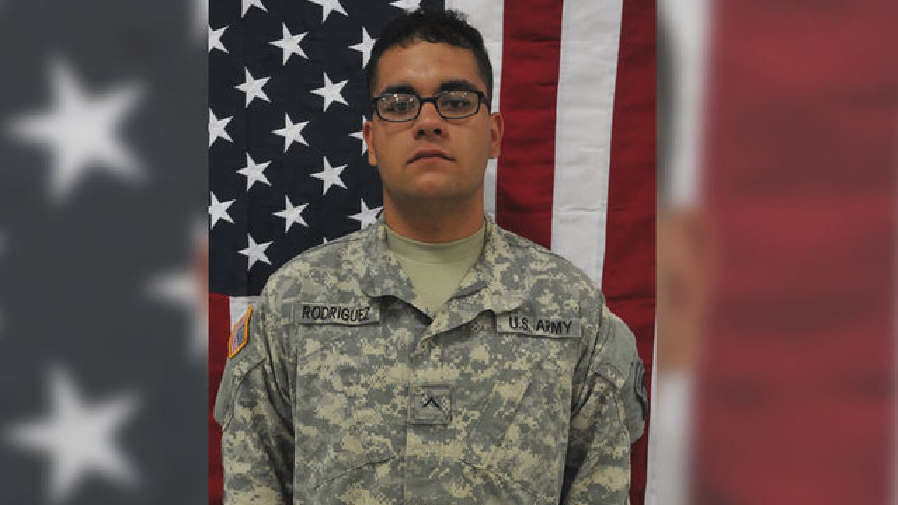 Army Report Blames Ammo Mix-up For Soldier's Death