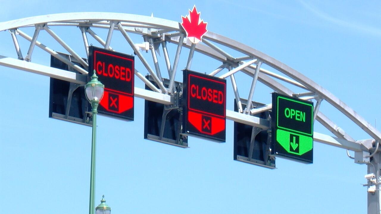 Trudeau Extends U S Canada Border Closure For Non Essential Travel Until January 21 2021