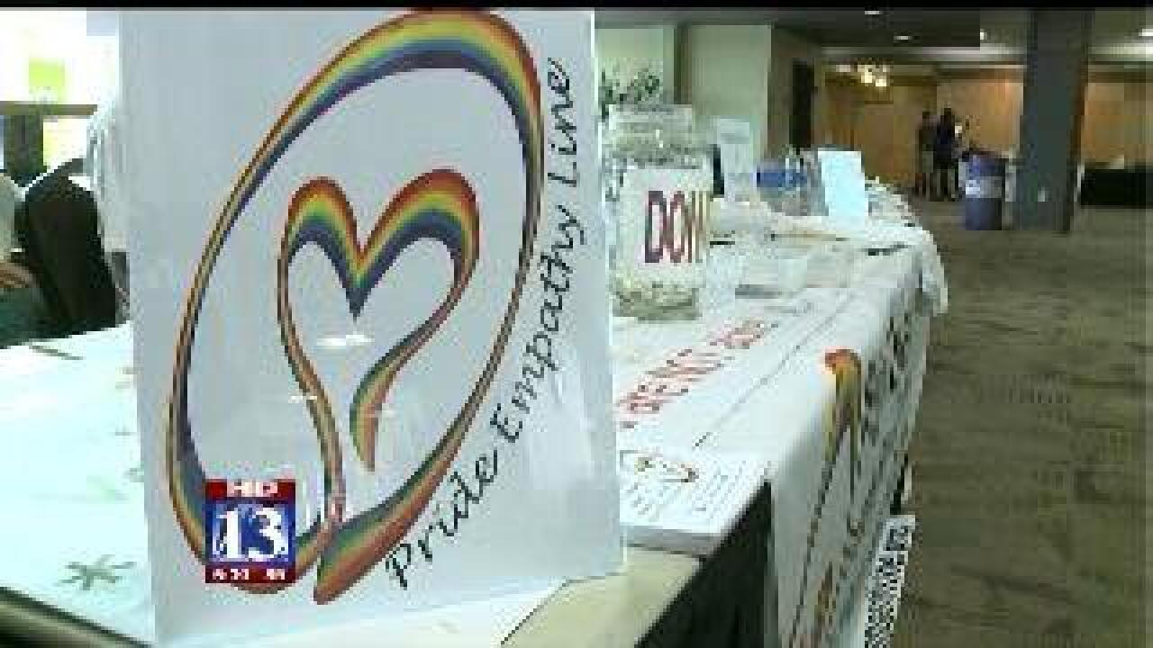 Conference focuses on helping LGBT youth