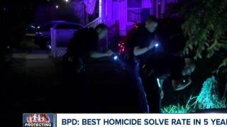 BPD: Best homicide solve rate in 5 years
