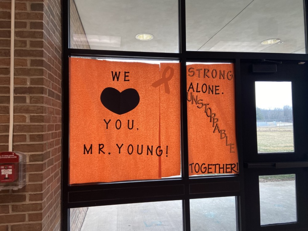Support for Trevor Young