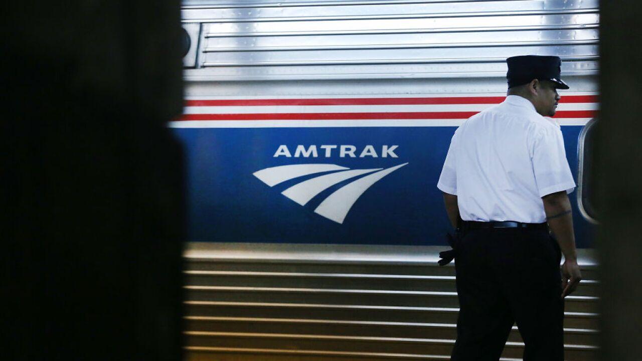 15% off Amtrak cost for Virginians traveling in Virginia
