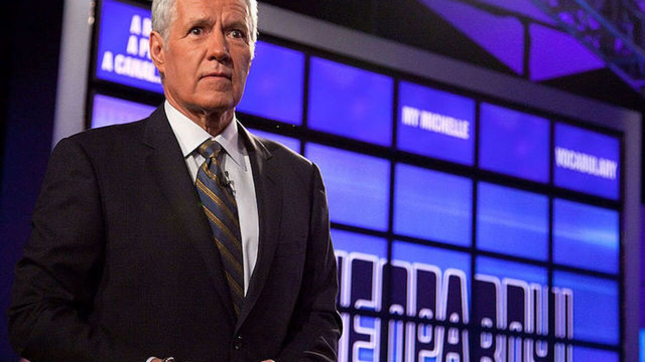 Alex Trebek drops rap lyrics from Drake, Lil' Wayne during Jeopardy! rap category