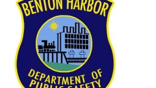Benton Harbor DPS logo