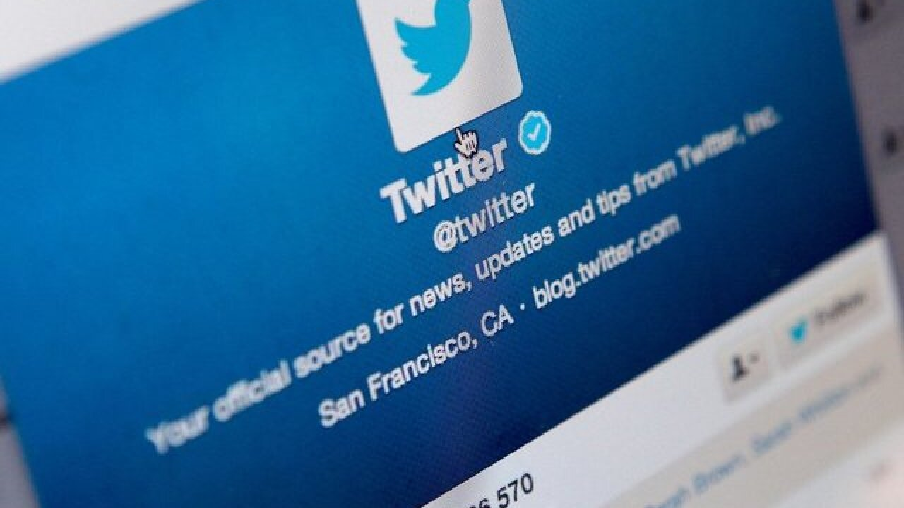 Bomb suspect threatened people on Twitter, and Twitter didn't act