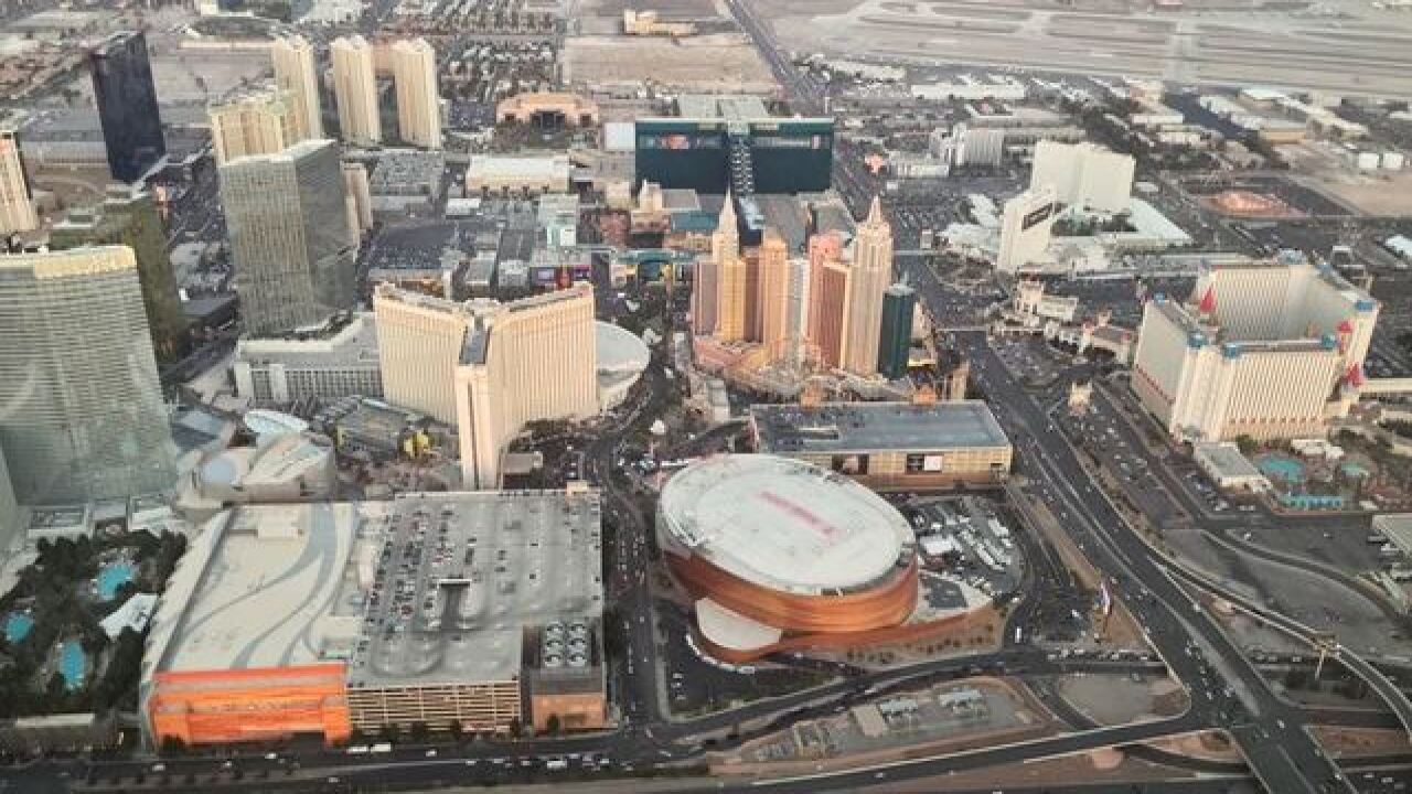 Prostitution arrests spiked in Las Vegas during Mayweather vs. McGregor fight weekend