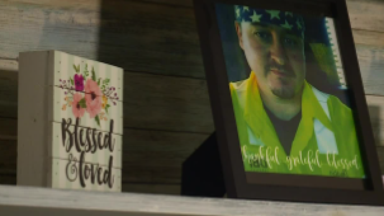 Father killed on I-95 remembered during Work Zone Awareness Week: 'Pay attention'