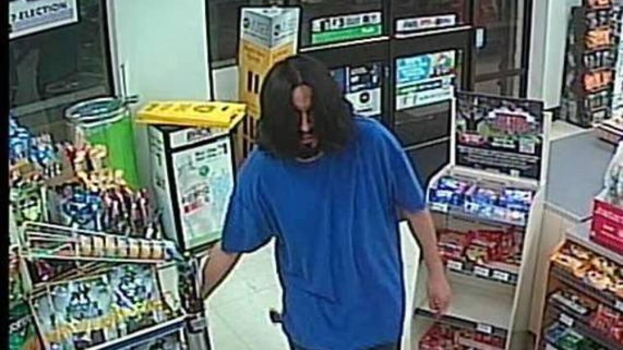 Armed robbery suspect from September still free