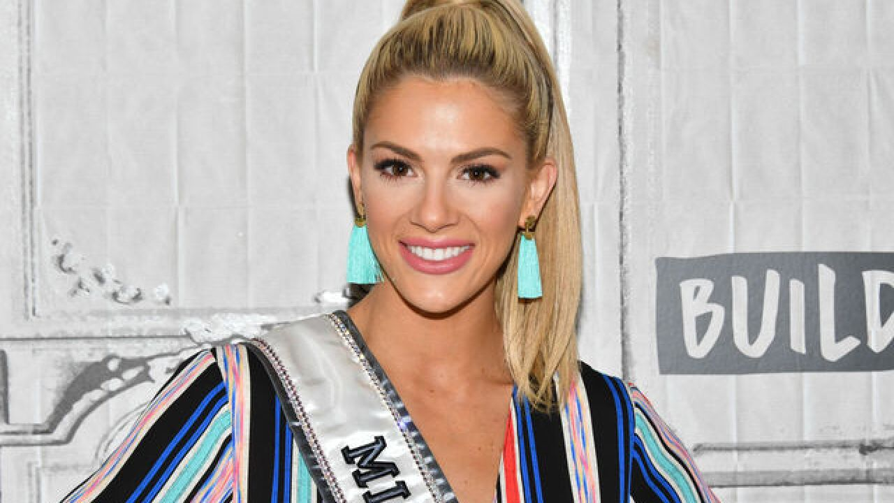 Miss USA apologizes to fellow contestants after barrage of criticism