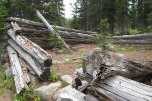 Colorado ghost towns: Visiting Douglass City, near Leadville